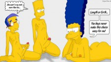 trio_milhouse_bart_marge