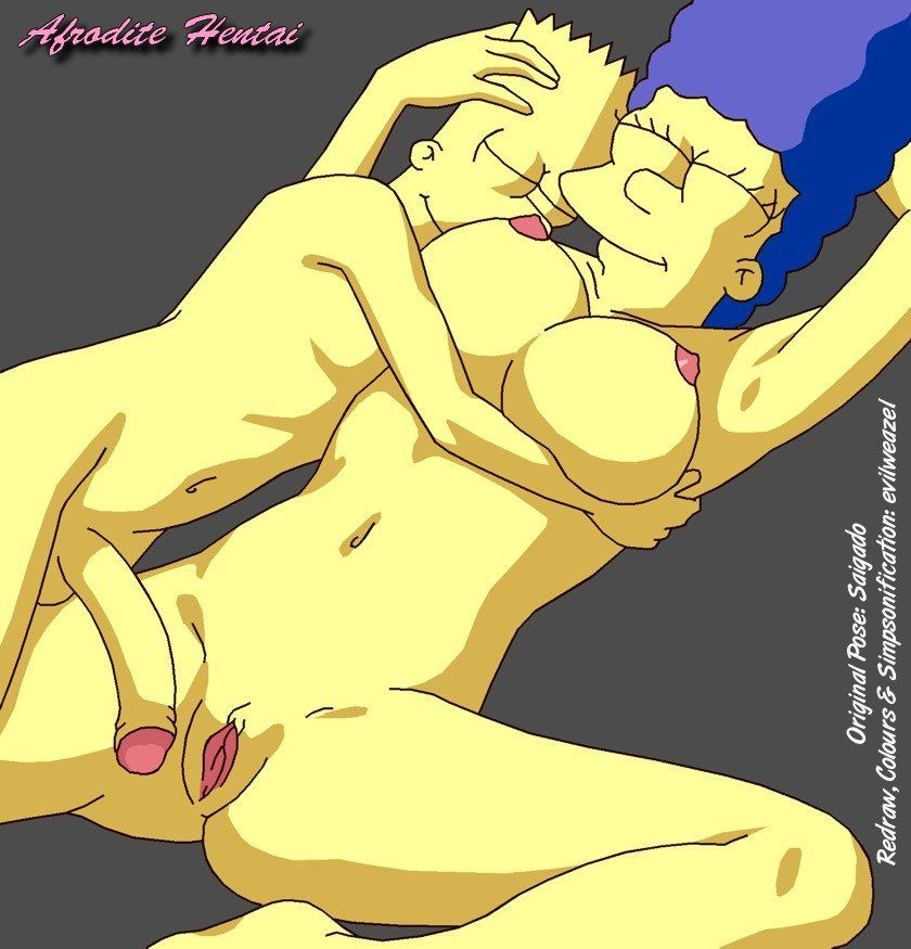 marge en el video de comics eroticos 10 de Marge en el video de Comics Eroticos