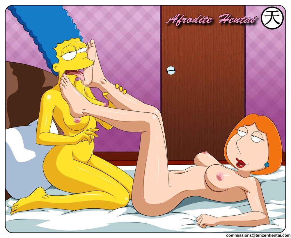 marge en el video de comics eroticos 12 de Marge en el video de Comics Eroticos