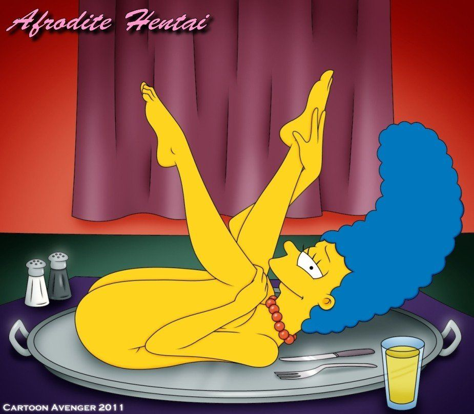 marge en el video de comics eroticos 5 de Marge en el video de Comics Eroticos