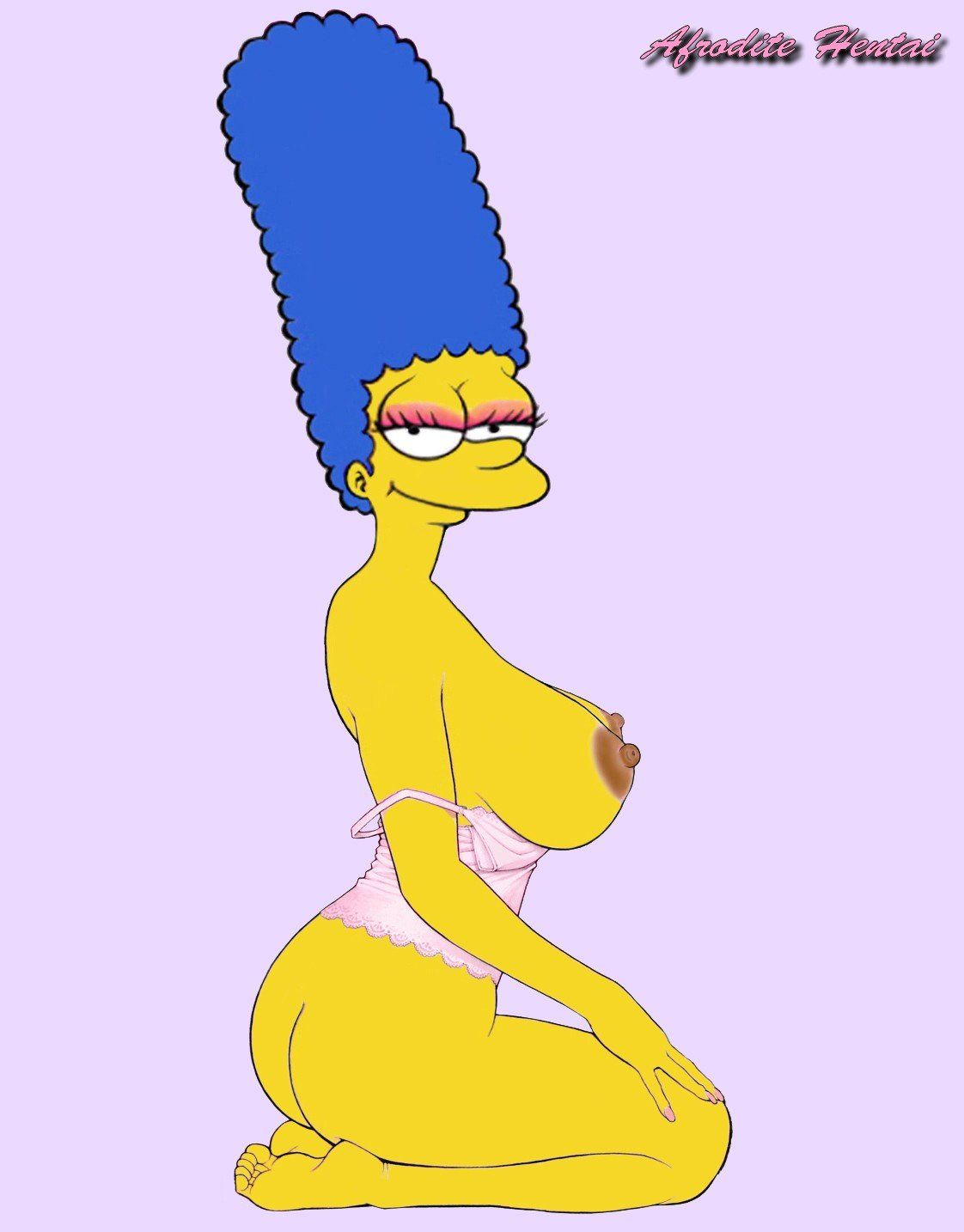 marge en el video de comics eroticos 7 de Marge en el video de Comics Eroticos