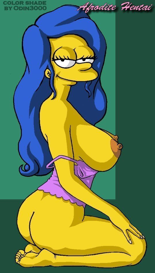 marge en el video de comics eroticos 9 de Marge en el video de Comics Eroticos